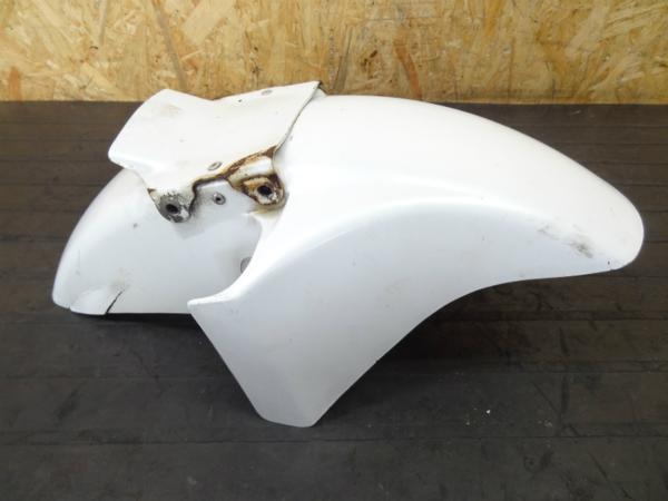 【140718】VTZ250(MC15)◎フロントフェンダー 難有 | 中古バイクパーツ通販・買取 ジャンクヤード鳥取 JunkYard