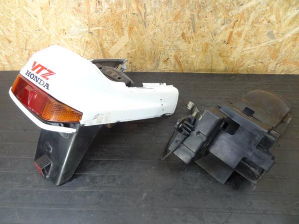 【140718】VTZ250(MC15)◎テールカウル リアフェンダー 難有 | 中古バイクパーツ通販・買取 ジャンクヤード鳥取 JunkYard