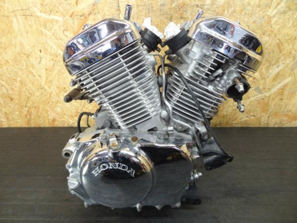 【140820】スティード400(NC26)◎エンジン 始動確認済み | 中古バイクパーツ通販・買取 ジャンクヤード鳥取 JunkYard