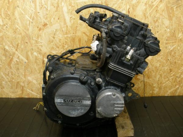 【140830】GS250FW(GJ71A)◎エンジン 始動確認済 8862km | 中古バイクパーツ通販・買取 ジャンクヤード鳥取 JunkYard