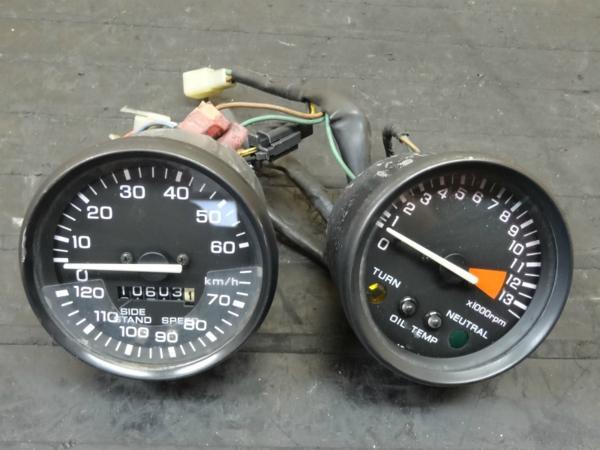 【140905】NS-1(AC12)◎純正スピードメーター タコメーター | 中古バイクパーツ通販・買取 ジャンクヤード鳥取 JunkYard