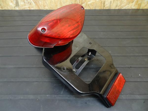 W650(EJ650A-038)◇純正テールランプ ナンバーステー | 中古バイクパーツ通販・買取 ジャンクヤード鳥取 JunkYard