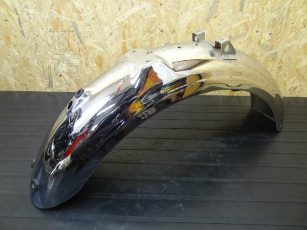 W650(EJ650A-038)◇純正リアフェンダー メッキ カウル 外装 | 中古バイクパーツ通販・買取 ジャンクヤード鳥取 JunkYard