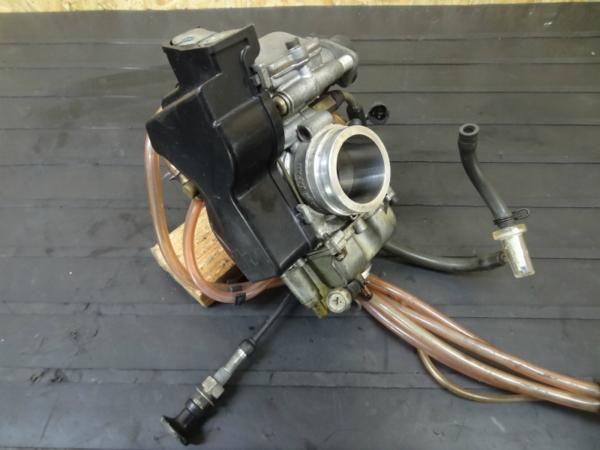 《140419》ハスクバーナSM400R◇キャブレターキャブ ミクニTMR38 | 中古バイクパーツ通販・買取 ジャンクヤード鳥取 JunkYard