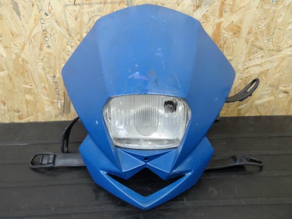 《140419》ハスクバーナ SM400R◇ヘッドライト フロントカウル | 中古バイクパーツ通販・買取 ジャンクヤード鳥取 JunkYard