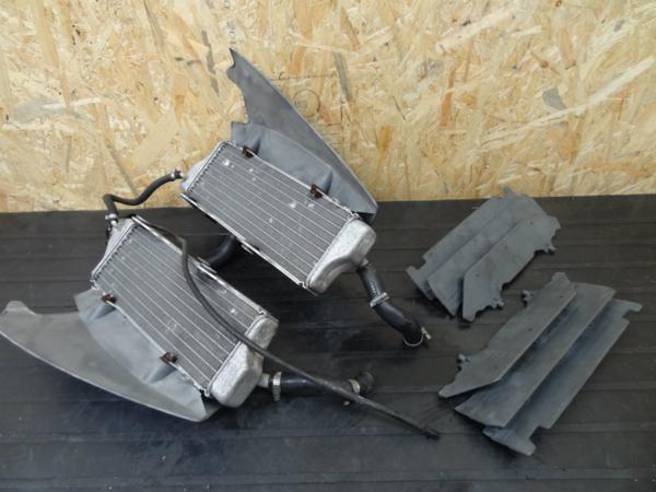 《140419》ハスクバーナ SM400R◇ラジエター ラジエーターカバー | 中古バイクパーツ通販・買取 ジャンクヤード鳥取 JunkYard