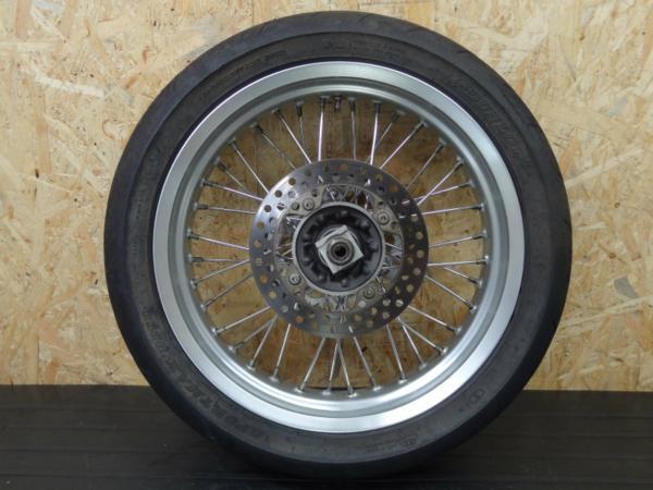 《140419》ハスクバーナ SM400R◇リアホイール17×4.25 アクスル | 中古バイクパーツ通販・買取 ジャンクヤード鳥取 JunkYard