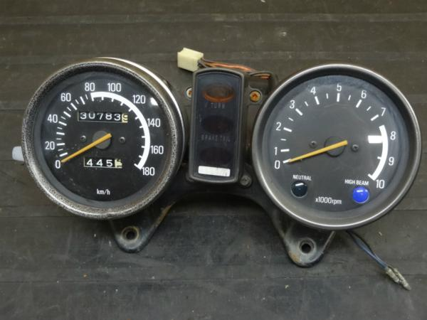 【141104】XS650SP(447)◇メーターユニット スピード タコ 難有 | 中古バイクパーツ通販・買取 ジャンクヤード鳥取 JunkYard