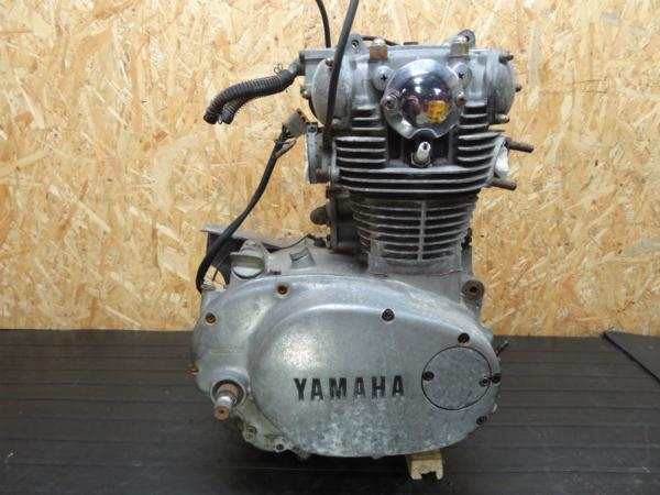 【141104】XS650SP(447)◇エンジン 部品取り等に!? | 中古バイクパーツ通販・買取 ジャンクヤード鳥取 JunkYard
