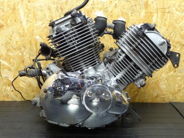 【141203】ドラッグスター400(4TR)◇エンジン セルモーター付 | 中古バイクパーツ通販・買取 ジャンクヤード鳥取 JunkYard