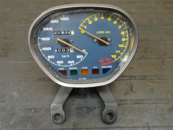 【150403】GSX400Sカタナ(GK77A)◎メーターユニット 難有 | 中古バイクパーツ通販・買取 ジャンクヤード鳥取 JunkYard