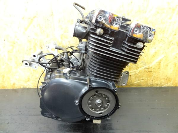 【150403】GSX400Sカタナ(GK77A)◎エンジン 始動確認後取外 | 中古バイクパーツ通販・買取 ジャンクヤード鳥取 JunkYard