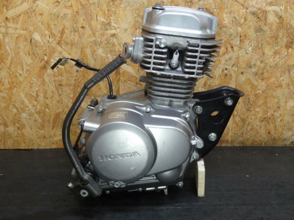 【150401】エイプ50(AC16)◆エンジン 始動確認済 キックペダル付 | 中古バイクパーツ通販・買取 ジャンクヤード鳥取 JunkYard