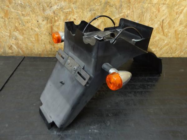 【150703】グース250(NJ46A)◇リアフェンダー ウィンカー【Goose   中古バイクパーツ通販・買取 ジャンクヤード鳥取 JunkYard
