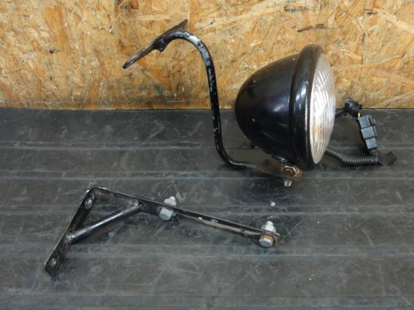 【160606】XL1200 '08◇メーター移設ステー ライトステー 自作? | 中古バイクパーツ通販・買取 ジャンクヤード鳥取 JunkYard