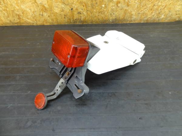 【170412】XT200(23J-001)◆リアフェンダー テールランプ 小物入れ 【6V | 中古バイクパーツ通販・買取 ジャンクヤード鳥取 JunkYard