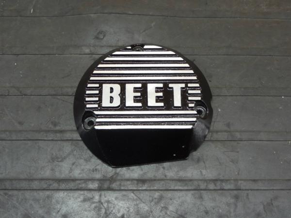 【170621】CB400SB Vtec3(NC39-1100)◆BEET/ビート エンジンカバー右 ポイントカバー 【スーパーボルドール CB400SF VTECⅢ スペック3   中古バイクパーツ通販・買取 ジャンクヤード鳥取 JunkYard