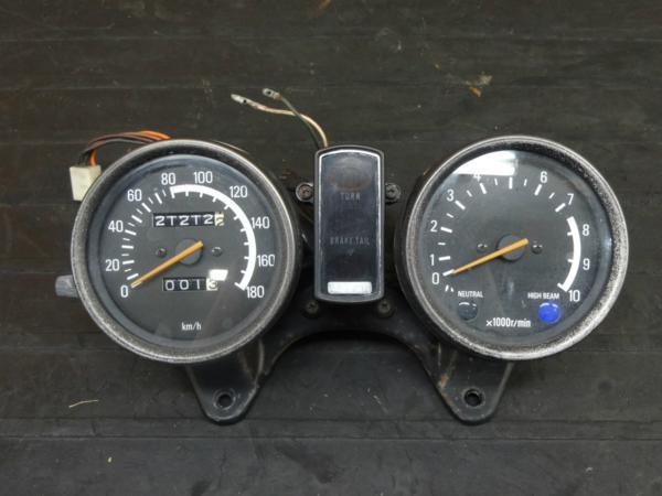 【170802】XS650SPL(3G5-000)◇スピードメーター タコメーター インジケーター | 中古バイクパーツ通販・買取 ジャンクヤード鳥取 JunkYard