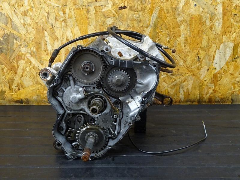 【201125】TZR250R(3XV-004)■ エンジン腰下 クランクケース クランクシャフト ミッション ※エンジンパーツ | 中古バイクパーツ通販・買取 ジャンクヤード鳥取 JunkYard