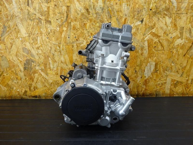 【201106】WR250X(DG15J-004)■ 中古エンジン 始動確認後取り外し!! ジェネレーター セルモーター 31480㎞ 【WR250R | 中古バイクパーツ通販・買取 ジャンクヤード鳥取 JunkYard
