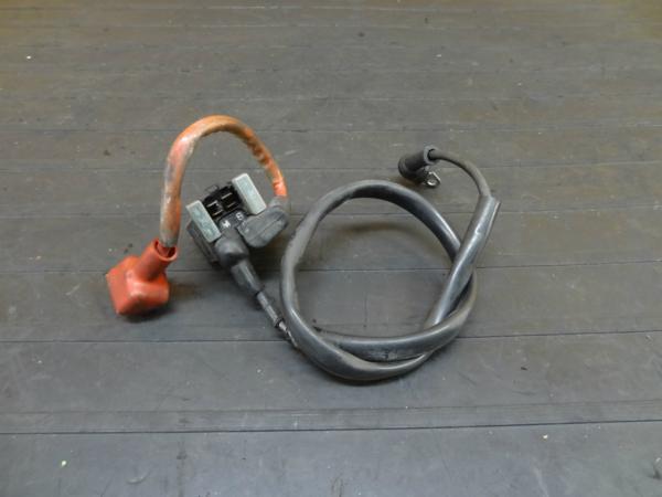 【160915】FZ400(4YR)◆スターターリレー マグネットスイッチ | 中古バイクパーツ通販・買取 ジャンクヤード鳥取 JunkYard