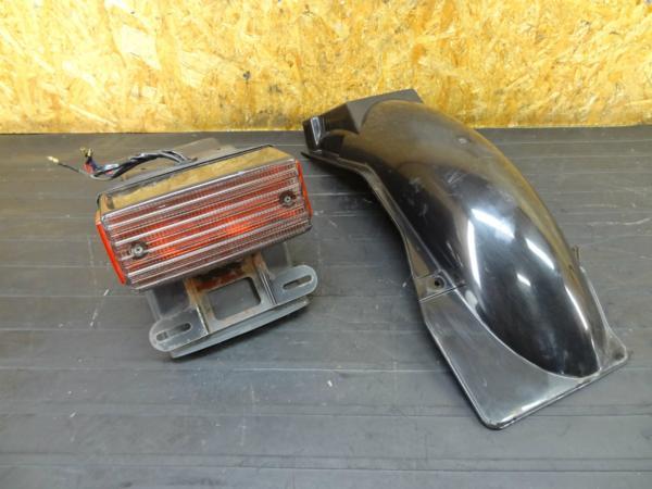 【160924】GPZ250(EX250C)◆テールランプ リアフェンダー | 中古バイクパーツ通販・買取 ジャンクヤード鳥取 JunkYard