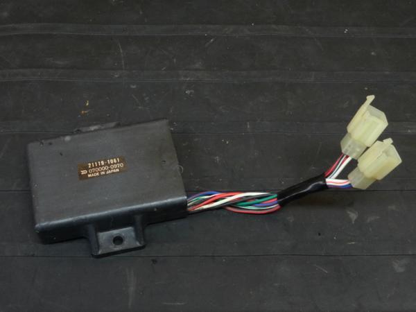 【160924】GPZ250(EX250C)◆CDI イグナイター エンジン始動OK!! | 中古バイクパーツ通販・買取 ジャンクヤード鳥取 JunkYard