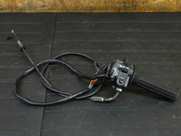 【160924】GPZ250(EX250C)◆ハンドルスイッチ 右 キルSW | 中古バイクパーツ通販・買取 ジャンクヤード鳥取 JunkYard