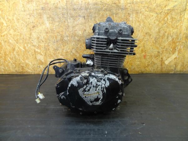 【160924】GPZ250(EX250C)◆エンジン 始動OK 【KZ250AE ベルト | 中古バイクパーツ通販・買取 ジャンクヤード鳥取 JunkYard