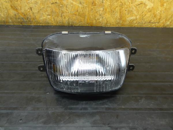 【170126】ZZR250(EX250H-051)◆ヘッドライト レンズ ケース 難有 | 中古バイクパーツ通販・買取 ジャンクヤード鳥取 JunkYard