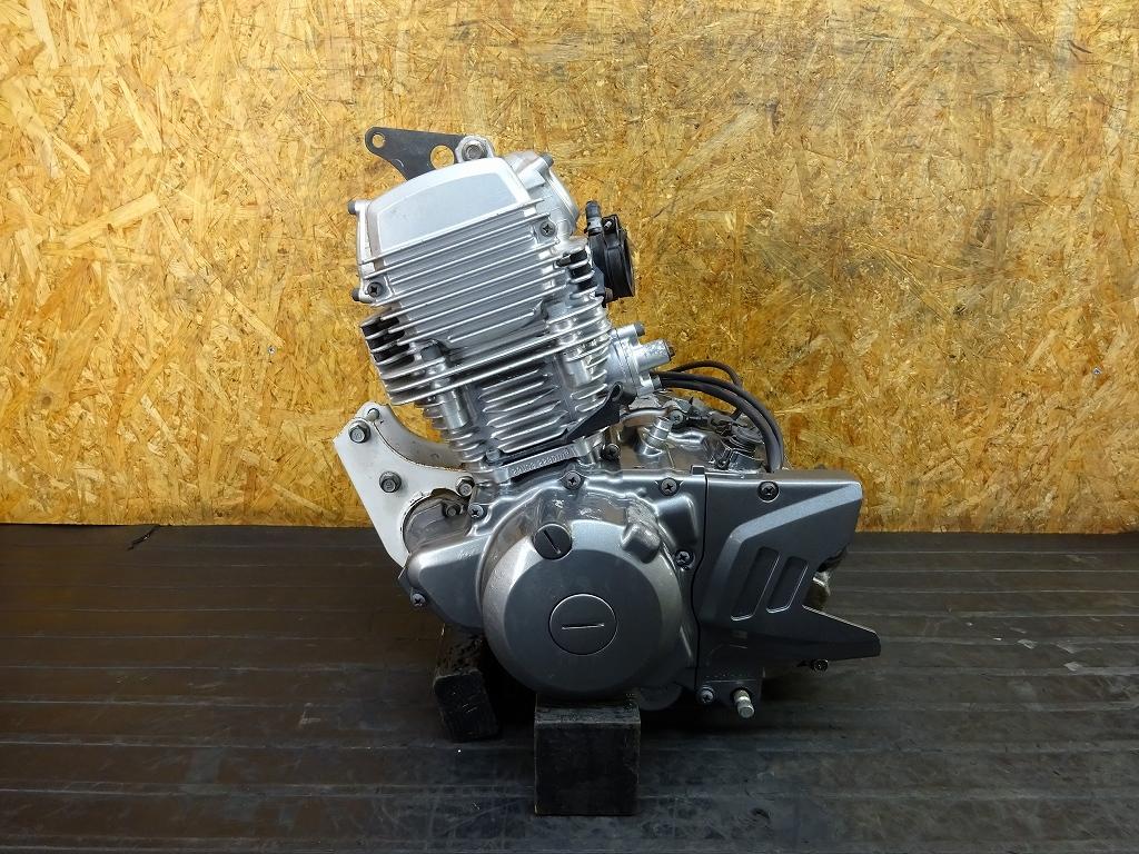 【180516.Y】セロー225W(4JG-111)●エンジン スターター付き 始動OK! 3,188㎞外し【SEROW | 中古バイクパーツ通販・買取 ジャンクヤード鳥取 JunkYard