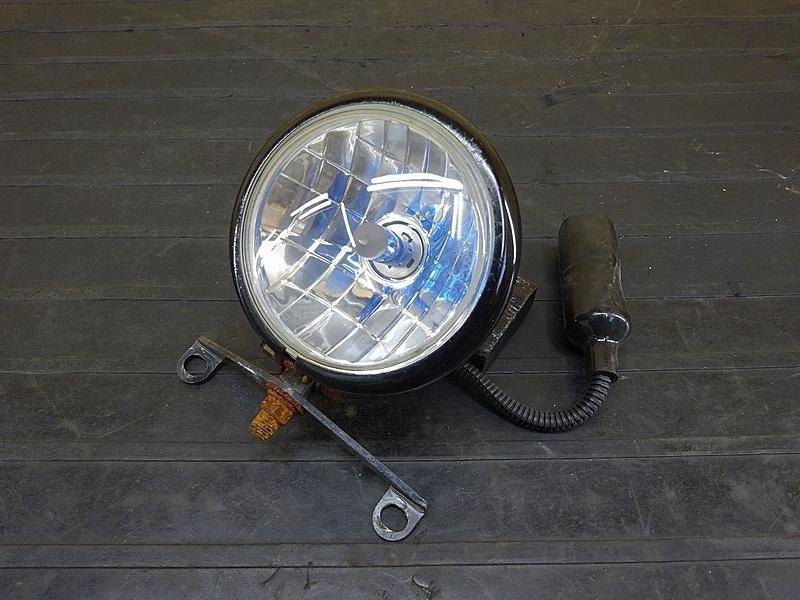 【190308.H】GB250クラブマン(MC10-110)● 社外ヘッドライト レンズ ケース ステー | 中古バイクパーツ通販・買取 ジャンクヤード鳥取 JunkYard