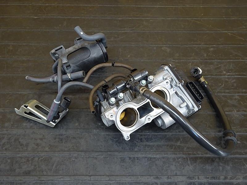 【191030.H】CBR250RR(MC51-1003)★ スロットルボディASSY インジェクター | 中古バイクパーツ通販・買取 ジャンクヤード鳥取 JunkYard