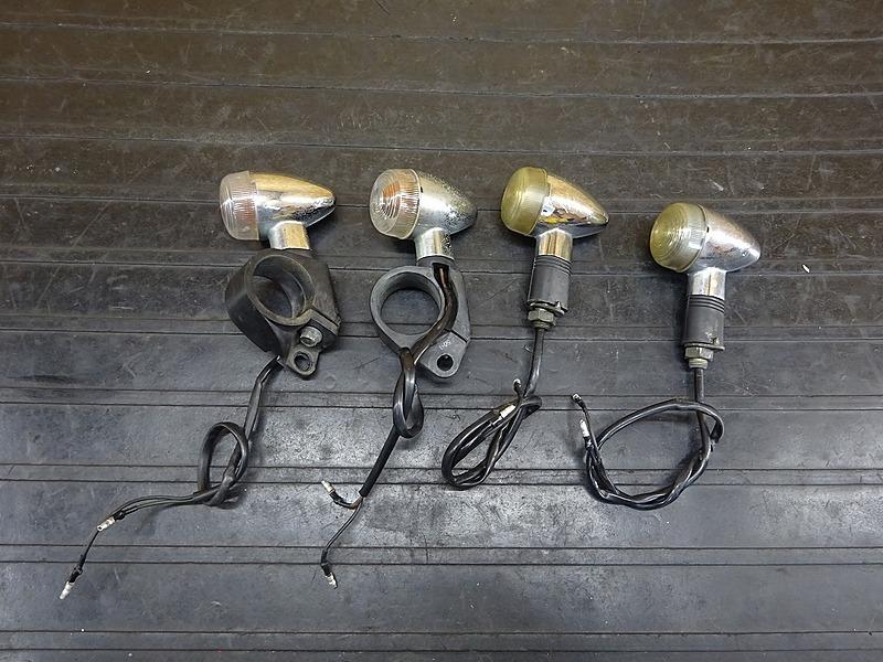【200123】ドラッグスター400(VH01J-005)■ ウインカー 前後セット 左右セット | 中古バイクパーツ通販・買取 ジャンクヤード鳥取 JunkYard