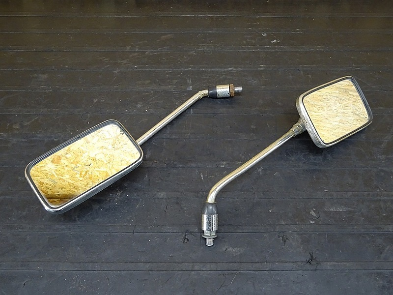 【200204】GB250クラブマン 1型(MC10-1015)■ ミラー 左右セット | 中古バイクパーツ通販・買取 ジャンクヤード鳥取 JunkYard
