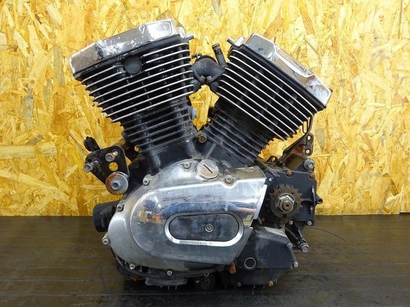【200625】バルカン400(VN400A-001)■ 中古エンジン ジャンク!! 部品取りに!? 【バルカン2 クラシック | 中古バイクパーツ通販・買取 ジャンクヤード鳥取 JunkYard