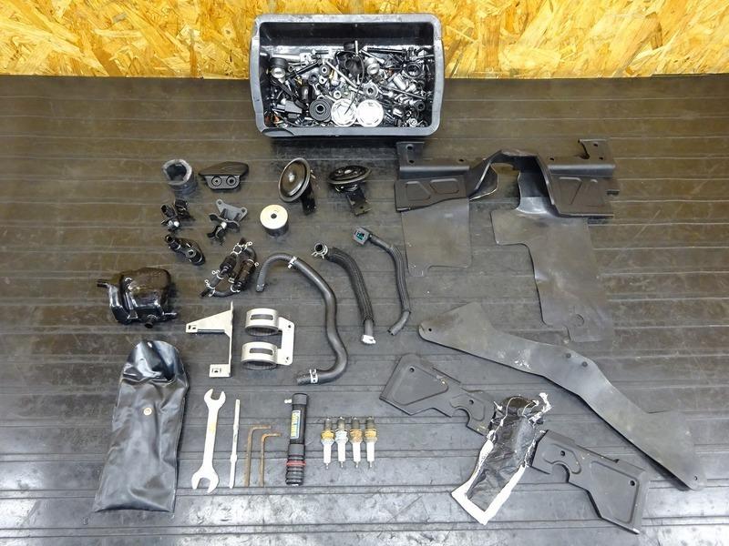 【200803】XJR1300C '15◇ ボルトセット ステー ホーン 車載工具/ツール | 中古バイクパーツ通販・買取 ジャンクヤード鳥取 JunkYard