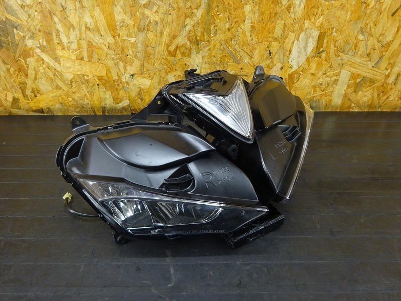 【200907】YZF-R25 ABS(RG10J-007)■ 純正ヘッドライト ヘッドライトケース ※検:MT-25 YZF-R3 | 中古バイクパーツ通販・買取 ジャンクヤード鳥取 JunkYard