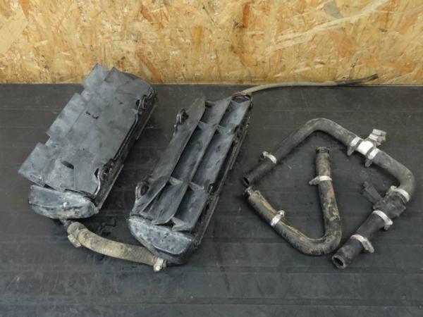 【140930】KTM300EXC◇ラジエター ラジエーター カバー グリル   中古バイクパーツ通販・買取 ジャンクヤード鳥取 JunkYard