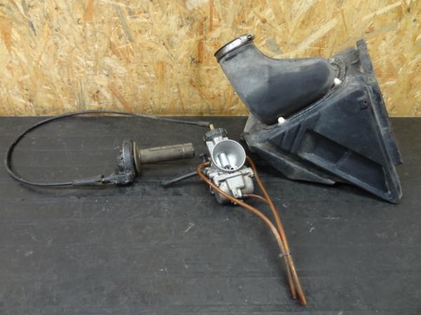 【140930】KTM300EXC◇キャブレター キャブ PWK ケイヒン   中古バイクパーツ通販・買取 ジャンクヤード鳥取 JunkYard