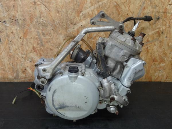 【140930】KTM300EXC◇エンジン クランキングOK!! 部品取りに!?   中古バイクパーツ通販・買取 ジャンクヤード鳥取 JunkYard