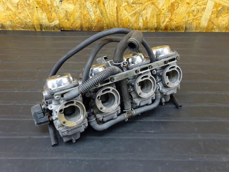 【201206】CB400FOUR(NC36)■ キャブレター キャブ 【CB400F 平成フォア | 中古バイクパーツ通販・買取 ジャンクヤード鳥取 JunkYard