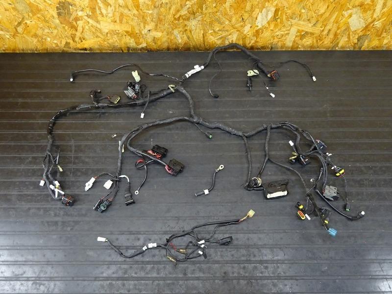【201201】1199パニガーレR '14■ メインハーネス エアプレッシャーセンサー 【ドゥカティ スーパーバイク ABS付 | 中古バイクパーツ通販・買取 ジャンクヤード鳥取 JunkYard