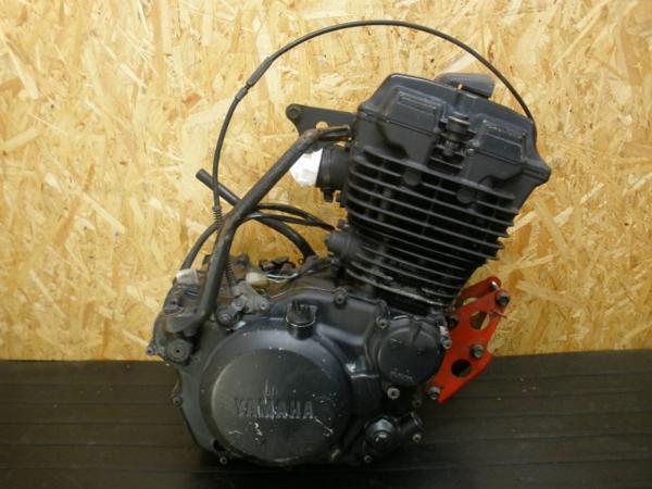 【141011】XT250T(30X)◎エンジン 初爆確認済 キックペダル   中古バイクパーツ通販・買取 ジャンクヤード鳥取 JunkYard