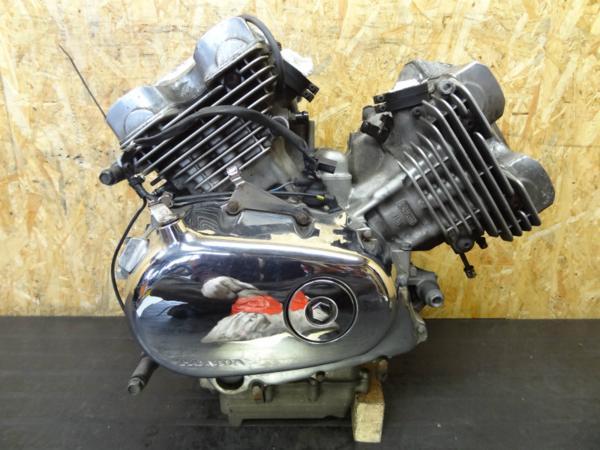 【141029】マグナ250(MC29)◇エンジン 初爆確認済み!! | 中古バイクパーツ通販・買取 ジャンクヤード鳥取 JunkYard