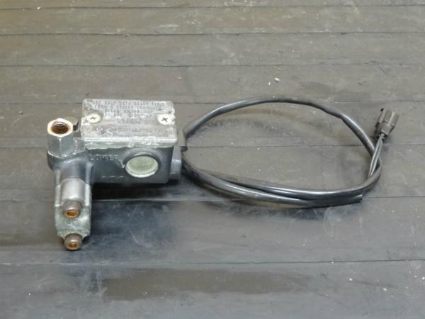 【141128】マジェスティ250(SG03J)◆リアブレーキマスター | 中古バイクパーツ通販・買取 ジャンクヤード鳥取 JunkYard