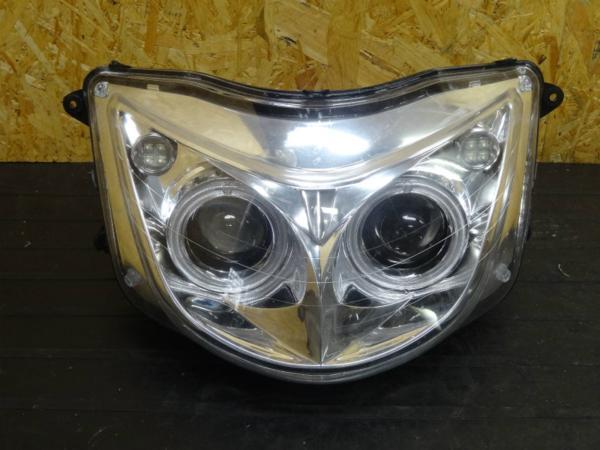 【141128】マジェスティ250(SG03J)◆社外ヘッドライト 難有 | 中古バイクパーツ通販・買取 ジャンクヤード鳥取 JunkYard