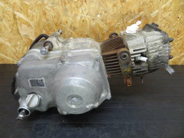 【141220】シャリー50(CF50)◎エンジン遠心3速ロータリー難有 | 中古バイクパーツ通販・買取 ジャンクヤード鳥取 JunkYard