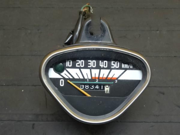 【141220】シャリー50(CF50)◎スピードメーター 6V【シャリィ | 中古バイクパーツ通販・買取 ジャンクヤード鳥取 JunkYard