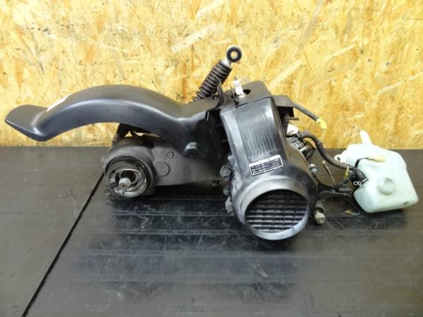 【150128】ズーク(AF26)◎エンジン 始動確認後取外 難有 | 中古バイクパーツ通販・買取 ジャンクヤード鳥取 JunkYard